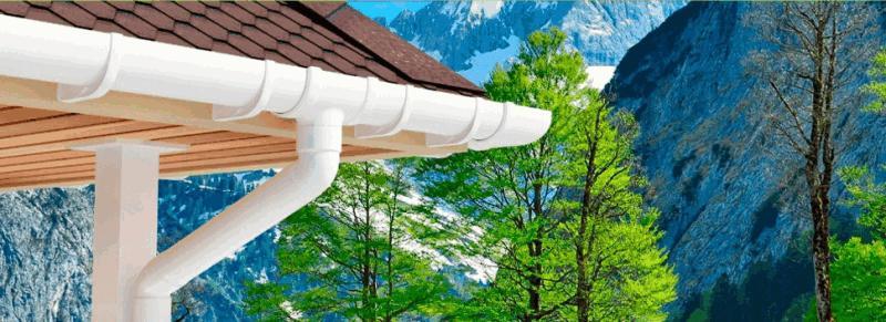 Водостічні системи REGENAU в магазині Світ Покрівлі, фото №131